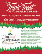 Triple Treat Christmas Rack Card